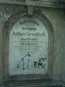 Johanna <I>Schonfelder</I> Greulich