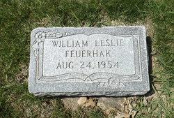 William Leslie Feuerhak
