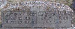 "Margaret ""Maggie"" <I>Moreland</I> Quisenberry"