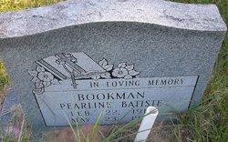 Pearline Batiste Bookman