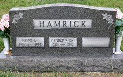 Helen Ann <I>Felosa</I> Hamrick