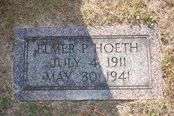 Elmer P. Hoeth