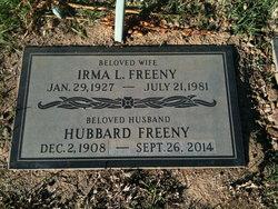 Irma Lee <I>Bynum</I> Freeny