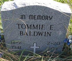 Tommie F Baldwin