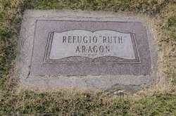"Refugio ""Ruth"" Aragon"
