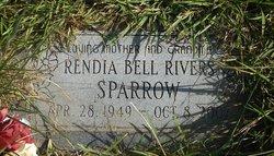 Rendia Bell <I>Rivers</I> Sparrow