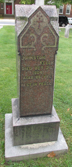 Johnston Kelly