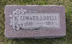 Edward J Doyle