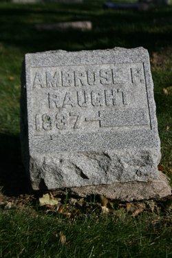 Ambrose P. Raught