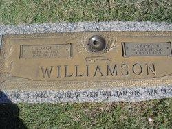 George Stanley Williamson