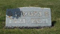 Christina Alma <I>Applen</I> Gregerson