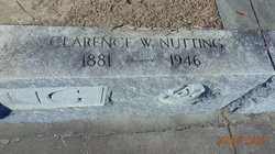 Clarence William John Nutting