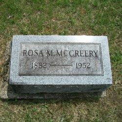 Rosa M. McCreery