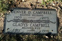 Gladys Alberta <I>Lee</I> Campbell