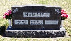 """Ada Sue """"Susie"""" Hamrick"""