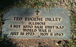 Ted Eugene Dilley