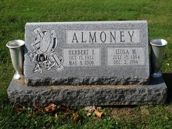 Izola M <I>Neal</I> Almoney