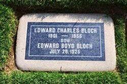 Edward Boyd Bloch