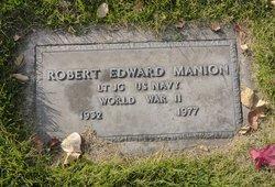 Robert Edward Manion
