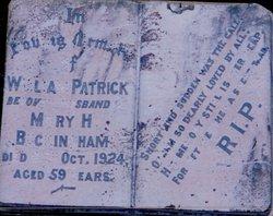 William Patrick Buckingham