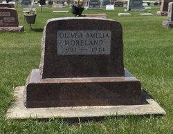 Olivea Amelia <I>Frad</I> Moreland