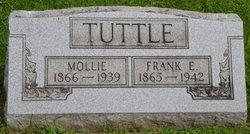 """Mary """"Mollie"""" <I>Ogle</I> Tuttle"""