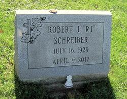 """Robert J """"Rj"""" Schreiber"""