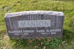 Mable Helena <I>Blackerby</I> Manion