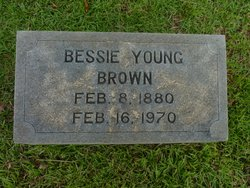 Bessie <I>Young</I> Brown