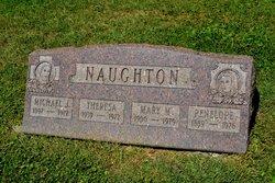 Mary Margaret <I>Finnerty</I> Naughton