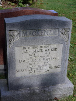 James J S B MacKenzie