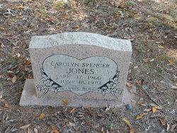 Carolyn Spencer Jones