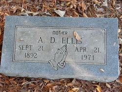 A D Ellis
