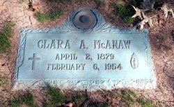 Clara A. McAnaw