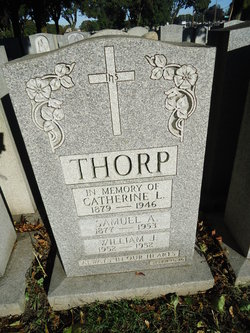 Samuel A. Thorp