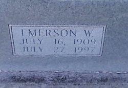 Emerson W Douglas