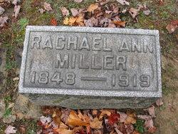 Rachael Ann <I>Buzard</I> Miller