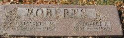 Elizabeth M. <I>Crotty</I> Roberts