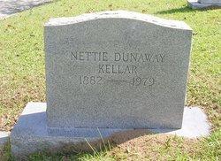 Nettie <I>Dunaway</I> Kellar