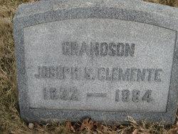 Joseph S Clemente