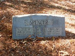 Hattie W Spencer