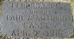 Ferdinand C. Sasse