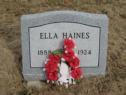Ella Haines