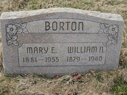 William N Borton