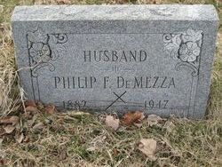 Philip F DeMezza