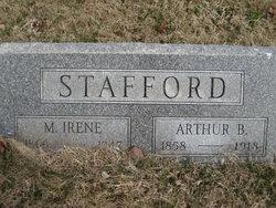 M Irene Stafford