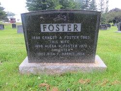 Rita F. <I>Foster</I> Harris