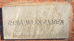 Chris Allen Garden