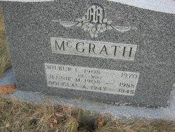 Jennie Marie <I>Fredericks</I> McGrath