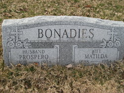 Matilda Bonadies
